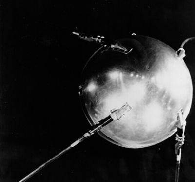 Первый спутник