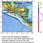 Сильнейшее землетрясение в Сальвадоре