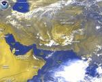 Пыльные бури на Земле