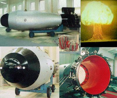 И сбросить с самолёта если по короче то можно обойтись только ядерной бомбой... вот как будет выглядеть.