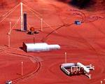 Следующую марсианскую станцию будут строить в Австралии