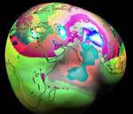 Гравитационная карта