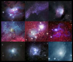 Отражения звездного света