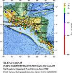 Новое сильное землетрясение в Сальвадоре