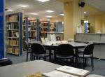 В читальном зале Библиотеки-Фонда