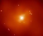 Темная материя, рентгеновские лучи и NGC 720