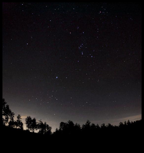 Звезд далеких сияние