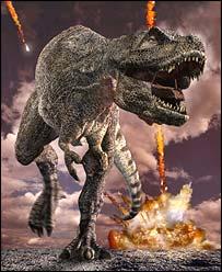 Дискуссия о том, почему погибли динозавры, все еще продолжается