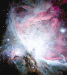 Туманность Ориона в телескоп CFHT