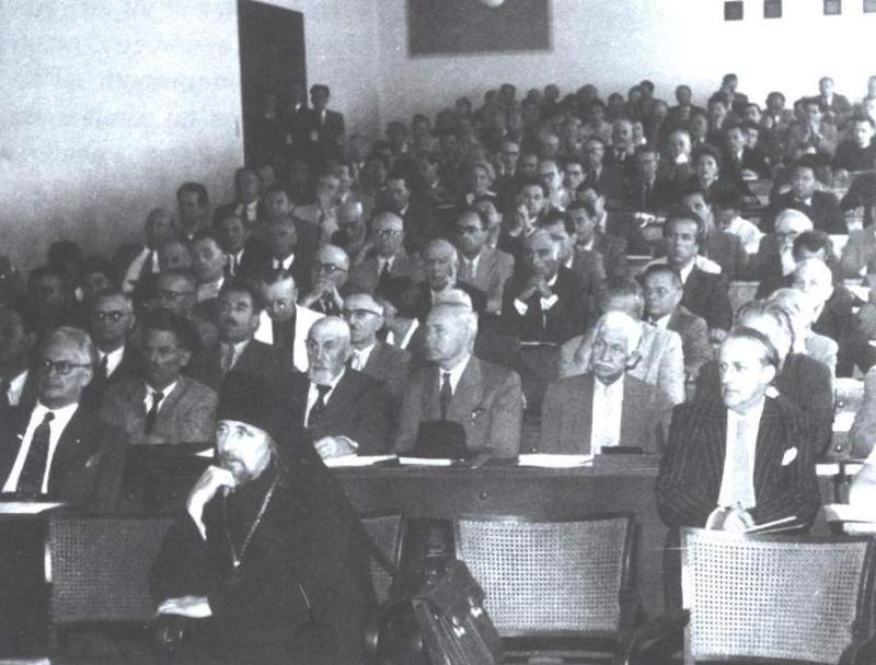 На конференции Мюнхенского института по изучению СССР