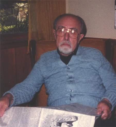 Протоиерей Димитрий Константинов (1908-2006)