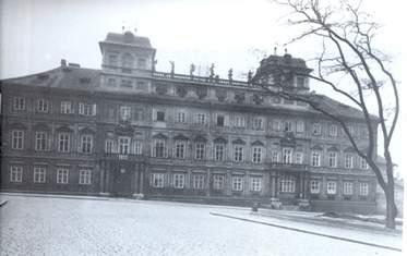 Здание РЗИА в Праге