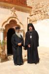 Монастырь Святого Саввы освященного в Харпер Вудс