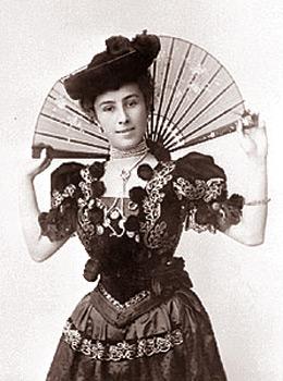 Матильда Феликсовна Кшесинская одна из выдающихся русских балерин конца XIX начала XX вв.