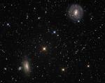 NGC 5078 с друзьями