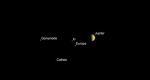 """""""Юнона"""" приближается к Юпитеру"""