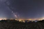 Летние планеты и Млечный Путь