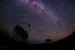 Гамма-лучи и кометная пыль