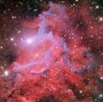 Туманность Пылающей звезды