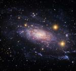 NGC 3621: далеко за пределами Местной группы галактик