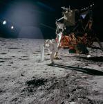 Аполлон-11: как поймать немного Солнца