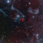 Остаток сверхновой Корма А