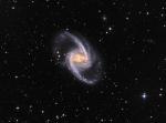 NGC 1365: величественная островная вселенная