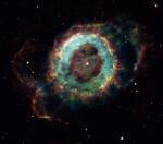 NGC 6369: туманность Маленькое Привидение