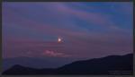 Затмение при восходе Луны