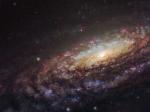 NGC 7331 крупным планом