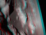 Аполлон-17: стереофотография с лунной орбиты