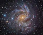 Лицом к NGC 6946