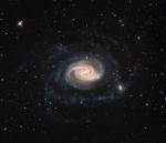 NGC 289: водоворот на южном небе