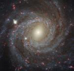 Лицом к NGC 3344