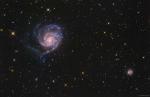 Вид на M101