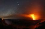 Сезон Юпитера на гавайском небе