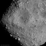 Астероид Рюгу: вид с аппарата Хаябуса-2