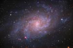 M33: галактика в Треугольнике